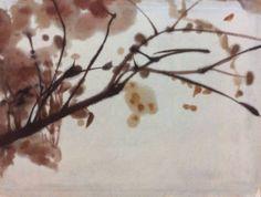 An autumn branch, Choin Im