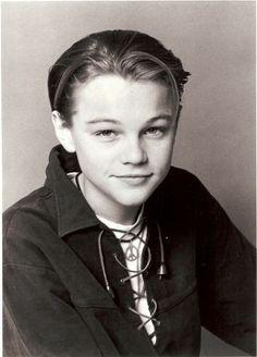 Leonardo DiCaprio (circa 1991-1992)
