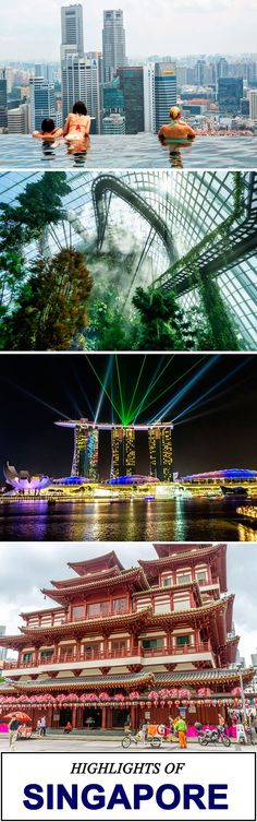 How To Spend  Unforgettable Days In Singapore