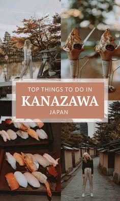 Top things to do in Kanazawa, Japan - Polkadot Passport Kanazawa Japan, Fukuoka, Nagasaki, Hiroshima, Stuff To Do, Things To Do, How To Memorize Things, Nagoya, Osaka