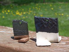 Black Matte Glaze  cone 6 oxidation  Whiting17.9 %  Zinc Oxide8.0  Potash Feldspar   49.2  EPK Kaolin19.9  Silica5.0  100.0 %  Add: Red Iron Oxide6.7 %  Cobalt Oxide1.3 %