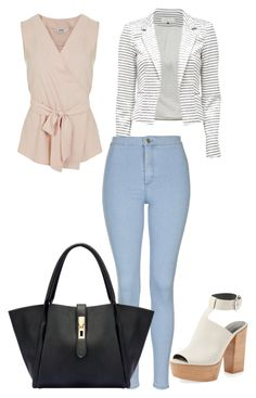 """""""Untitled #212"""" by joanperezxv on Polyvore featuring Topshop, Miss Selfridge and Rebecca Minkoff"""