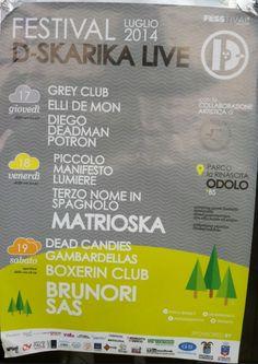 Festival D-Skarika Live a Odolo http://www.panesalamina.com/2014/27449-festival-d-skarika-live-a-odolo.html