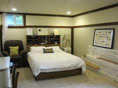 basement bedroom renovation ideas