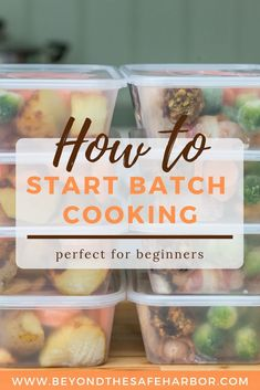 Budget meal planning 481181541440911984 - Meal planning, shopping, prepping, and cooking can take a lot of time. This post shares how to start batch cooking to make more of your time in the kitchen. Source by fabianheskia Batch Cooking Freezer, Bulk Cooking, Freezer Meals, Cooking Time, Cooking Recipes, Dump Recipes, Cheap Recipes, Cooking Ideas, Make Ahead Meals