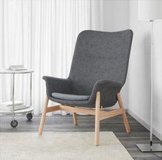 Fauteuil scandinave Ikea // Hëllø Blogzine blog deco & lifestyle www.hello-hello.fr