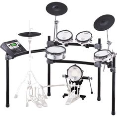 drum sets drum sets for sale and electric drum set on pinterest. Black Bedroom Furniture Sets. Home Design Ideas