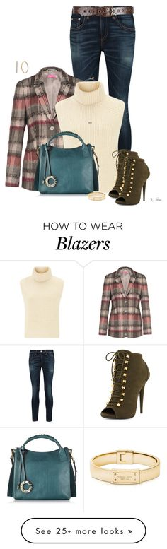"""All I want for Christmas..."" by ksims-1 on Polyvore featuring rag & bone, Basler, Étoile Isabel Marant, Giuseppe Zanotti, Francesco Biasia, Michael Kors and Aventura"