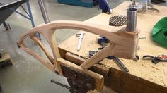 Wooden Bicycle: Zheng Chin Entry Into RMIT Green Inventors 2013
