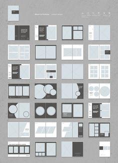 Portfolio Bundle by TypoEdition on Portfolio Cover Design, Mise En Page Portfolio, Portfolio Web, Portfolio Covers, Magazine Layout Design, Book Design Layout, Design Social, Web Design, Architecture Portfolio Layout