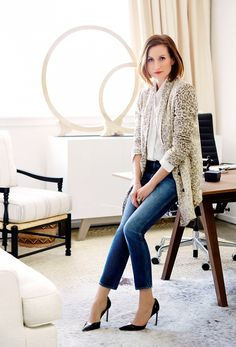 Katherine Power, Co-Founder and CEO of Clique, the content and technology company behind Who What Wear, MyDomaine, and Byrdie.