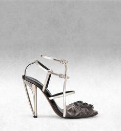 Fendi - IRIDIA Diamond sandal