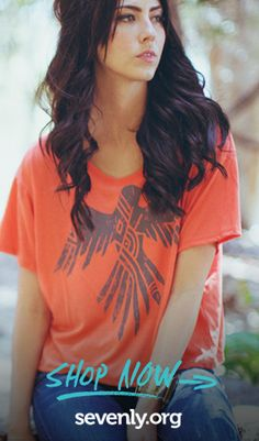 This product helps support the recovery of rape victims. Go here to see many other ways to shop generously ► http://www.sevenly.org/?cid=InflPinterest0002Anna