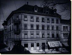 The house where Einstein was born.
