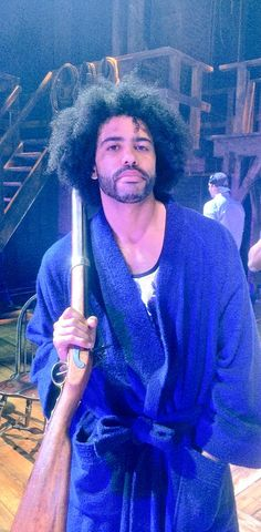 'Hamilton' Star Daveed Diggs on How Revolutionary New Play Marries Hip-Hop and Broadway