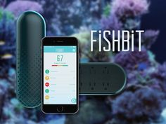 FishBit: Your Aquarium Made Simple (Beta Release).  FishBit is an app and connected device to monitor and control your aquarium's water composition to help your tank thrive.