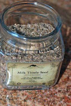 Health Benefits of Milk Thistle Seed and How to Make Milk Thistle Tea; The Liver Regenerating Herb