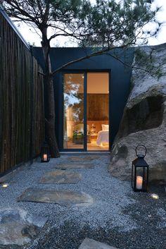 c plus architects nashare hotel china interior landscapes designboom