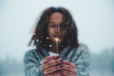 From the Depth of Darkness, a Spark of Light Lives.    Source: Unsplash