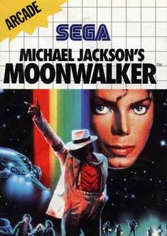 Moonwalker on the Master System