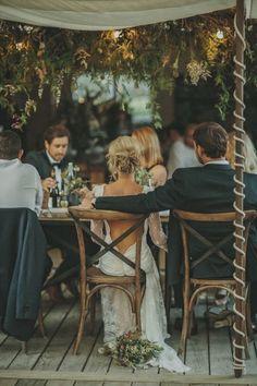 Andrew & Amanda / Wedding Style Inspiration / LANE thelane.com