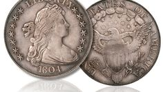 Top 10 Rare American Coins - My Road to Wealth and Freedom Rare Coins Worth Money, Valuable Coins, Bullion Coins, Silver Bullion, Silver Coins Worth, Thousand Dollar Bill, Antiques Value, Canadian Coins, Silver Dollar Coin