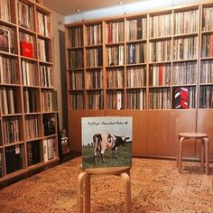 You must have Pink Floyd in the record collection