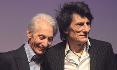 Jumpin' Jack Flash, Sympathy For The Devil, Ronnie Wood, Charlie Watts, Sir Paul, Wife And Kids, Sad Day, Keith Richards, Ringo Starr