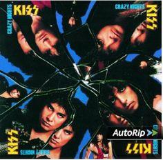 KISS Crazy Crazy Nights 1987 Uk 45 rpm Vinyl Single record rock metal pop music Free s&h Kiss Records, Rare Vinyl Records, Lp Vinyl, Kiss Album Covers, Kiss Crazy Nights, Rock And Roll, Kiss Songs, Estilo Rock, Hot Band