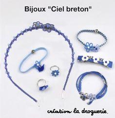 Coffret Bijoux Ciel breton
