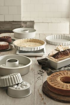 Give your cakes and pies an upgrade with elaborate molds that let you create expensive-looking baked goods for less! Find more IKEA ideas in Your 2016 Holiday Celebrating Guide.
