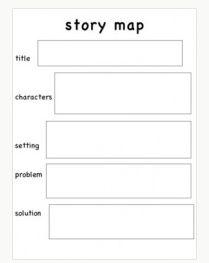story maps printable