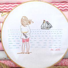 Sarah Jane Studios Embroidery Patterns