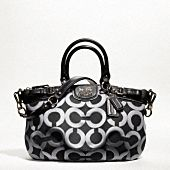 Coach...I just bought this in gold! Love it!:)
