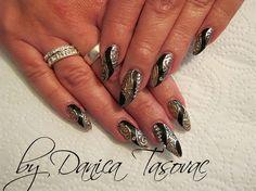 Sandra:) by danicadanica - Nail Art Gallery nailartgallery.nailsmag.com by Nails Magazine www.nailsmag.com #nailart