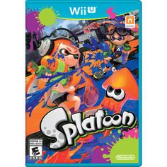 Splatoon – Wii U Game