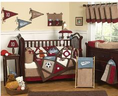 Beautiful Boy Rooms | Beautiful Brown Baby Boy Room Themes #baby #room # Themes