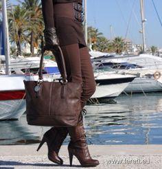 FERETI HANDBAGS #FERETI #designer #handbags #luxury #Tote #Fashion2015