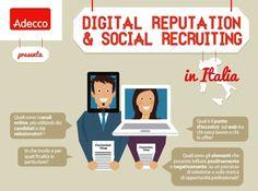 """""""Funziona il social #recruiting in Italia?"""" [INFOGRAFICA] http://www.ninjamarketing.it/2013/04/07/funziona-il-social-recruiting-in-italia-infografica/?fb_ref=wp"""