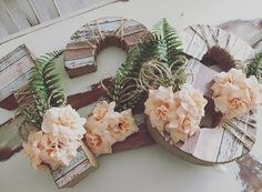 Rustic Table Numbers, Table Decorations, Home Decor, Decoration Home, Room Decor, Dinner Table Decorations, Interior Decorating