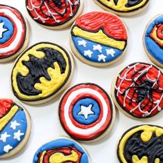 Superheroes need to eat, too! Make these fun edible superhero crafts for kids' parties.