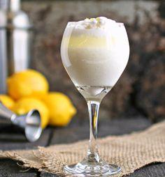 A Cocktail Life: Lemon Meringue Martini