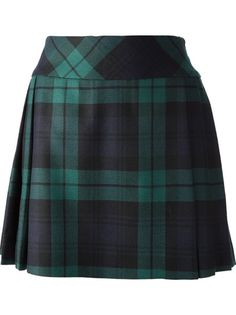 Tartan Skirt - I am so into plaid this winter - skirts, pants, jackets.  It must be the Scot in me.  I splurged on a real tartan kilt while in Glasgow last month in a princess Diana memorial light blue and grey print and I love love love it!
