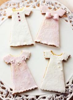 Baby cookies by kdjokova, via Flickr