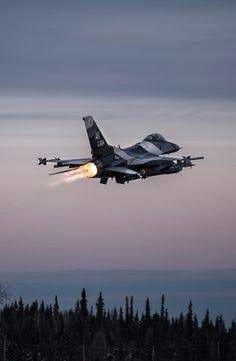 F~16 fightening Falcon