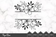 Line Art Flowers, Flower Line Drawings, Easy Doodles Drawings, Simple Doodles, Flor Oriental Tattoo, Flower Boarders, Drawing Borders, Burning Flowers, Pyrography Designs
