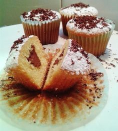 TAGUARITA GOURMET ARTE CULINARIO: Muffins o Ponquesitos