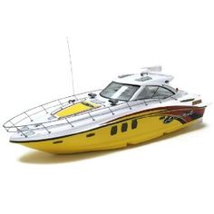 Radio Control Boat...  HUGE- over 2 feet long!  Brand new & ready to give as a gift!