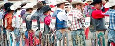 Rodeo - Calgary Stampede 2014 Yes Please! 2015 Music, Contemporary Romance Novels, Rodeo Cowboys, Bull Riders, Horse Love, Great Memories, Calgary, Lineup, Athlete
