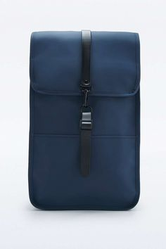 Rains UO Exclusive Navy Backpack